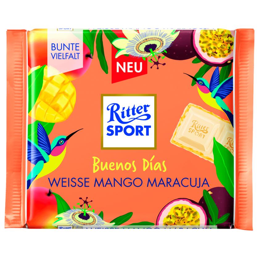 Ritter Sport Schokolade Weisse Mango Maracuja 100g
