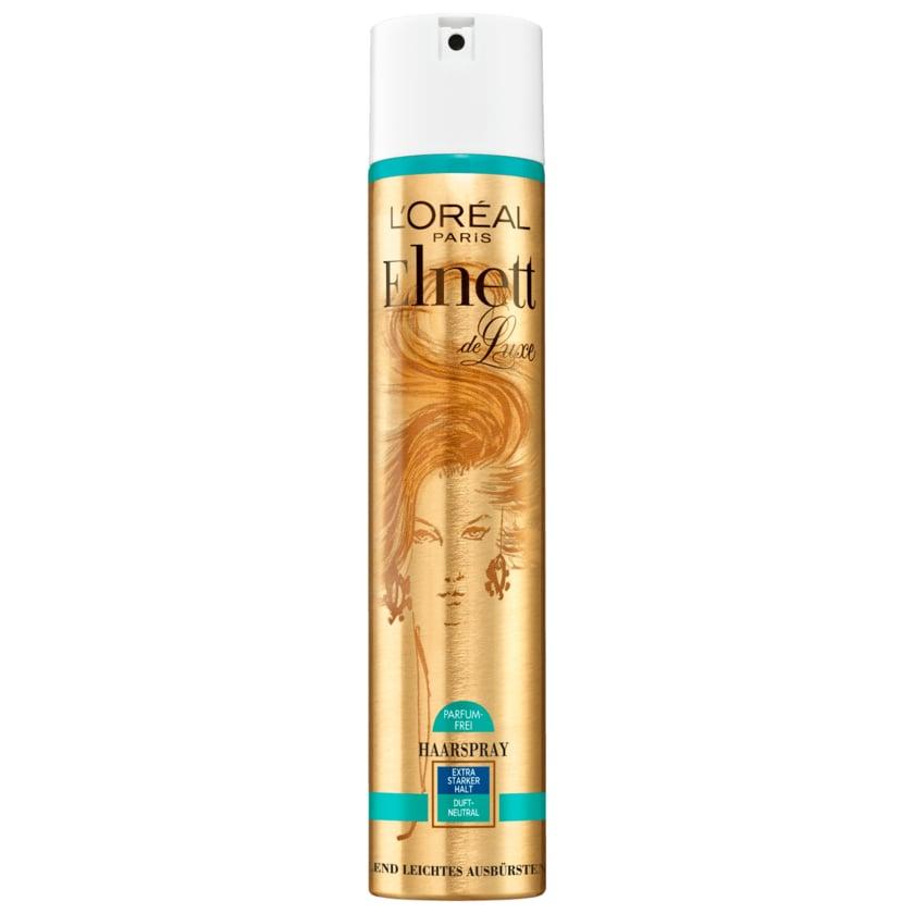 L'Oréal Paris Elnett de Luxe Haarspray parfumfrei 300ml
