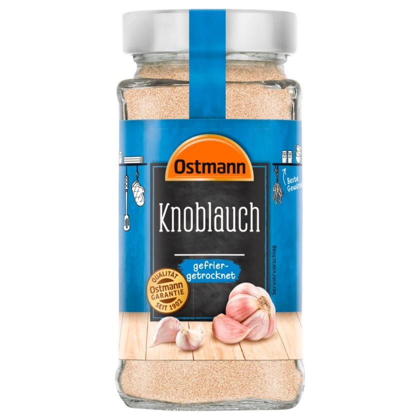 Ostmann Knoblauch gefriergetrocknet 70g