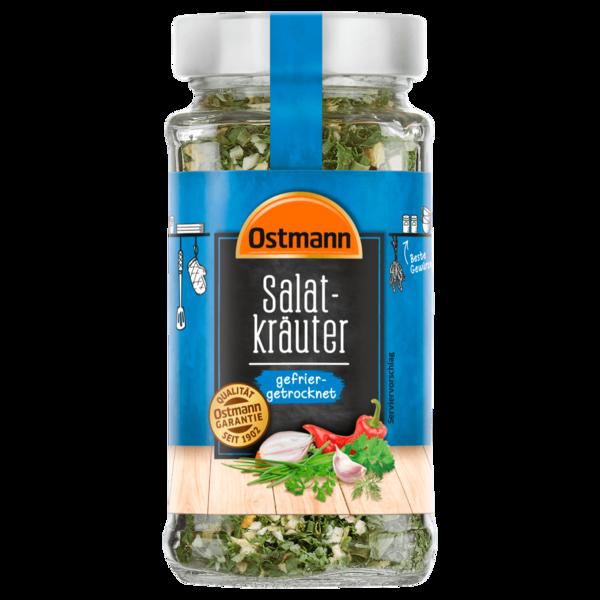 Ostmann Salatkräuter gefriergetrocknet 24g
