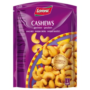 Lorenz Cashews 100g