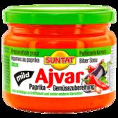 Suntat Ajvar mild 300g