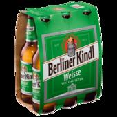 Berliner Kindl Weisse Waldmeister 6x0,33l