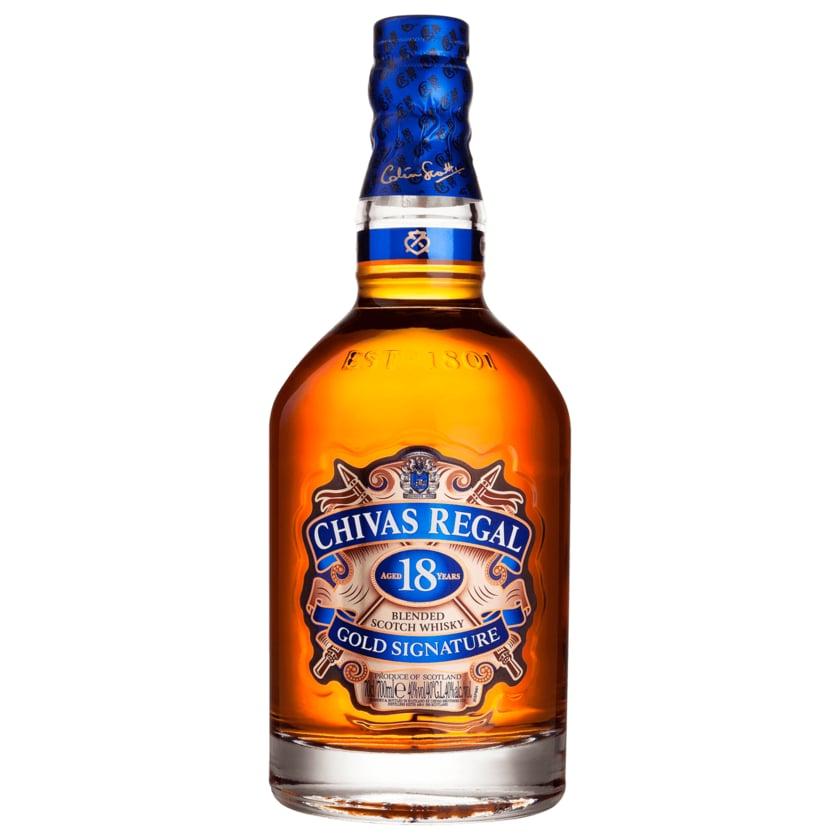 Chivas Regal Schottischer Whisky 40% Vol. 0,7l
