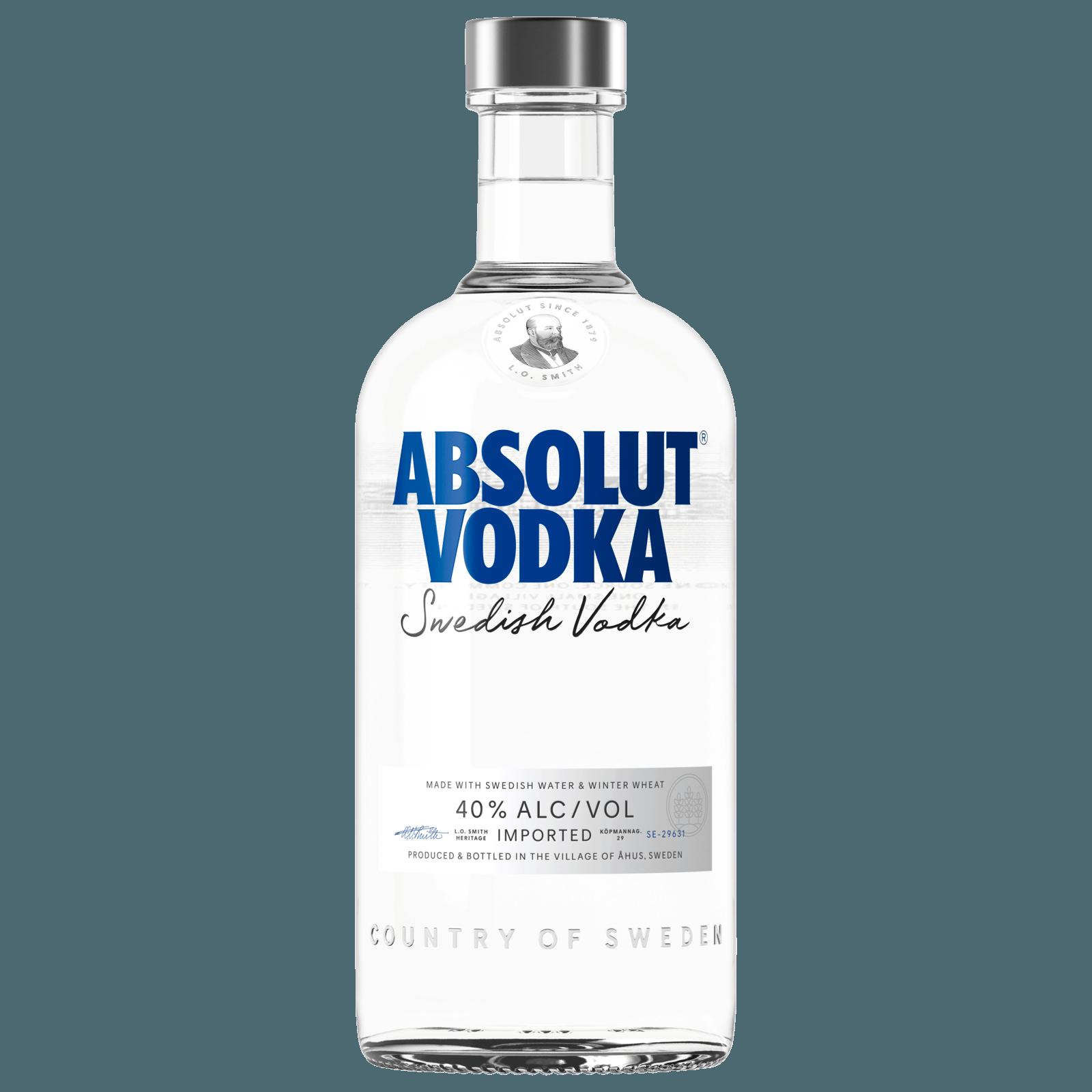 Absolut Vodka 0 7l Bei Rewe Online Bestellen Rewe De