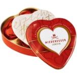 Niederegger Marzipan Herzen in Geschenkdose 75g