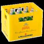 S. Pellegrino Mineralwasser Classic 16x0,75l