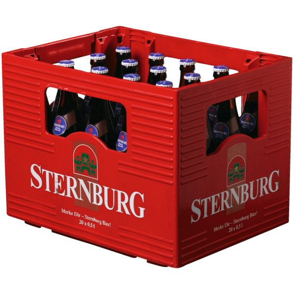 Sternburg Doppelkaramel alkoholfrei 20x0,5l