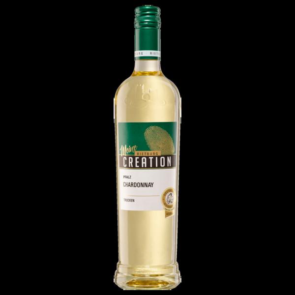 Rietburg Weißwein Creation Chardonnay trocken 0,75l