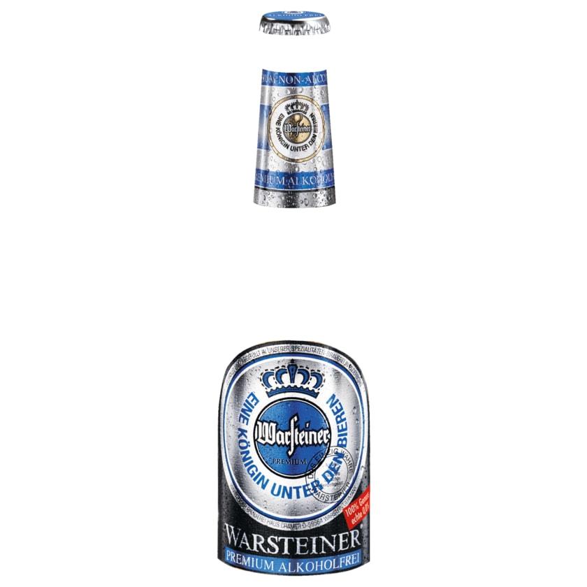 Warsteiner Premium Alkoholfrei 0,33l