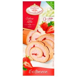 Coppenrath & Wiese Sahnerolle Erdbeere 400g