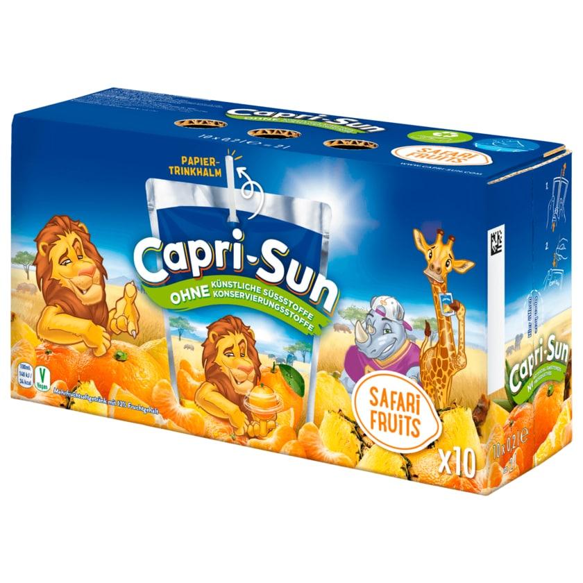 Capri-Sun Safari-Früchte Multipack 10x200ml