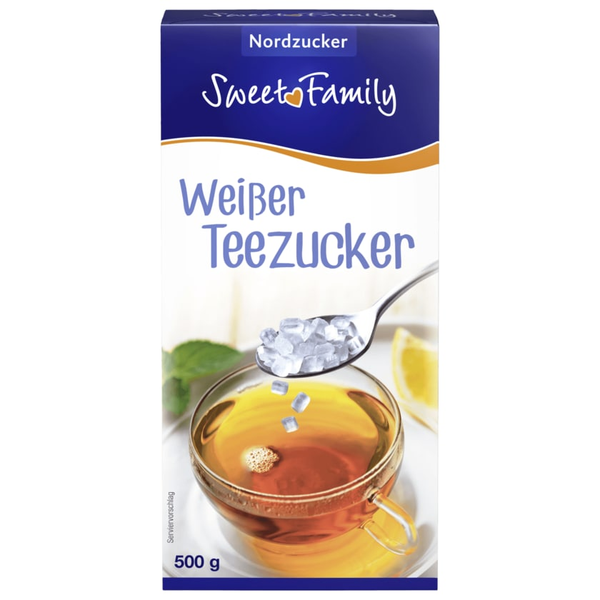 Sweet Family Teezucker 500g