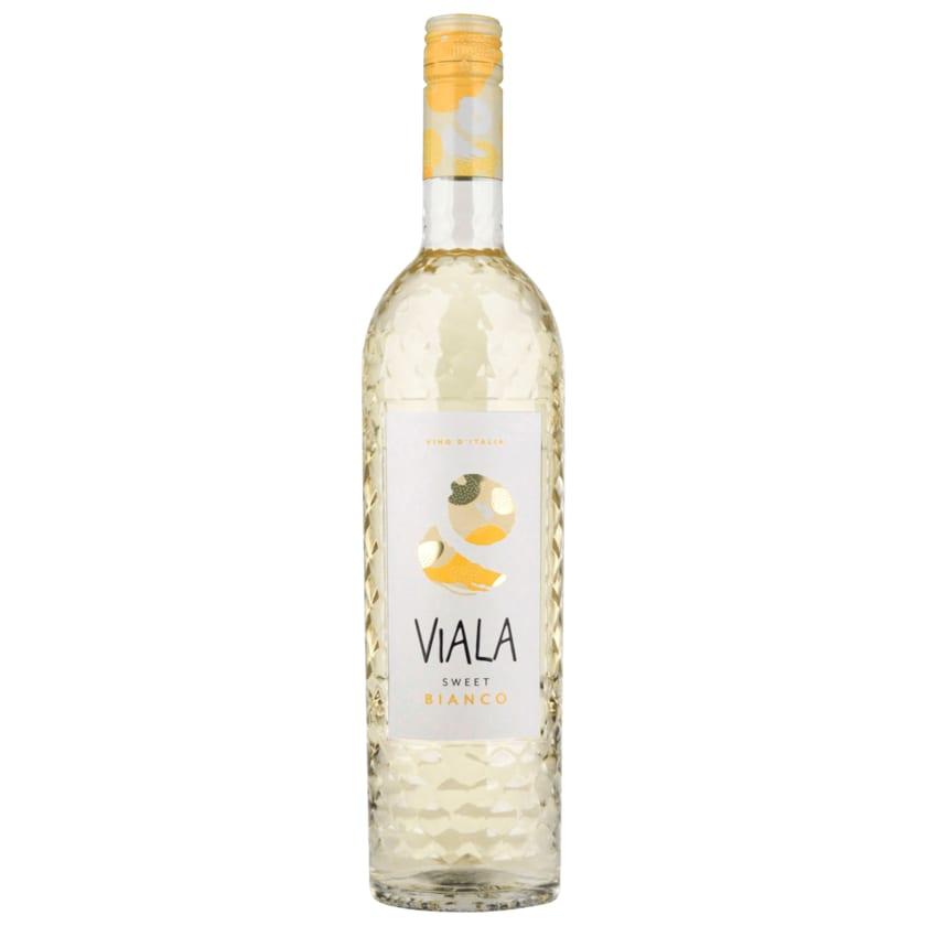 Viala Sweet Weißwein Bianco lieblich 0,75l