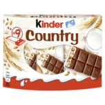 Kinder Country 9 Riegel