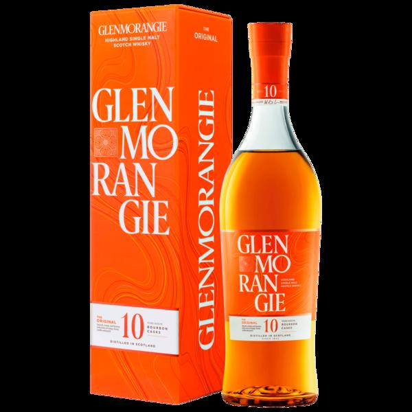 Glenmorangie Single Malt Scotch Whisky 0,7l