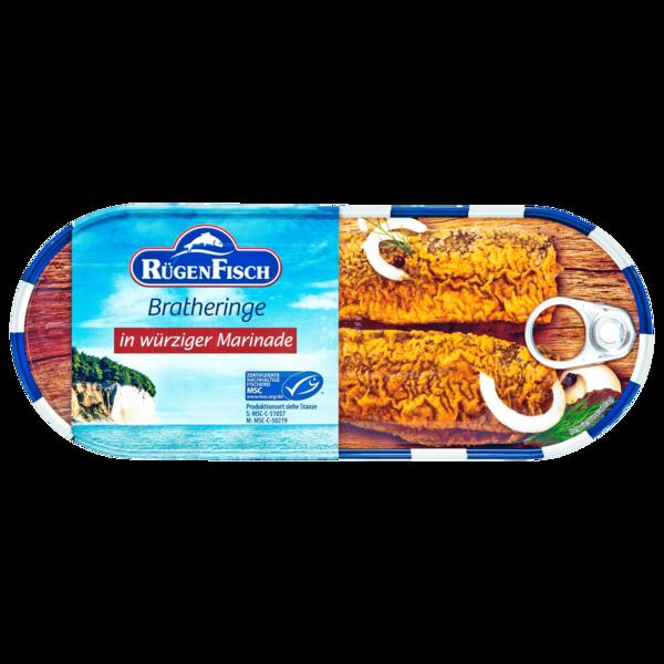 Rügenfisch Bratheringe 300g