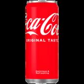 Coca-Cola 0,33 L Dose