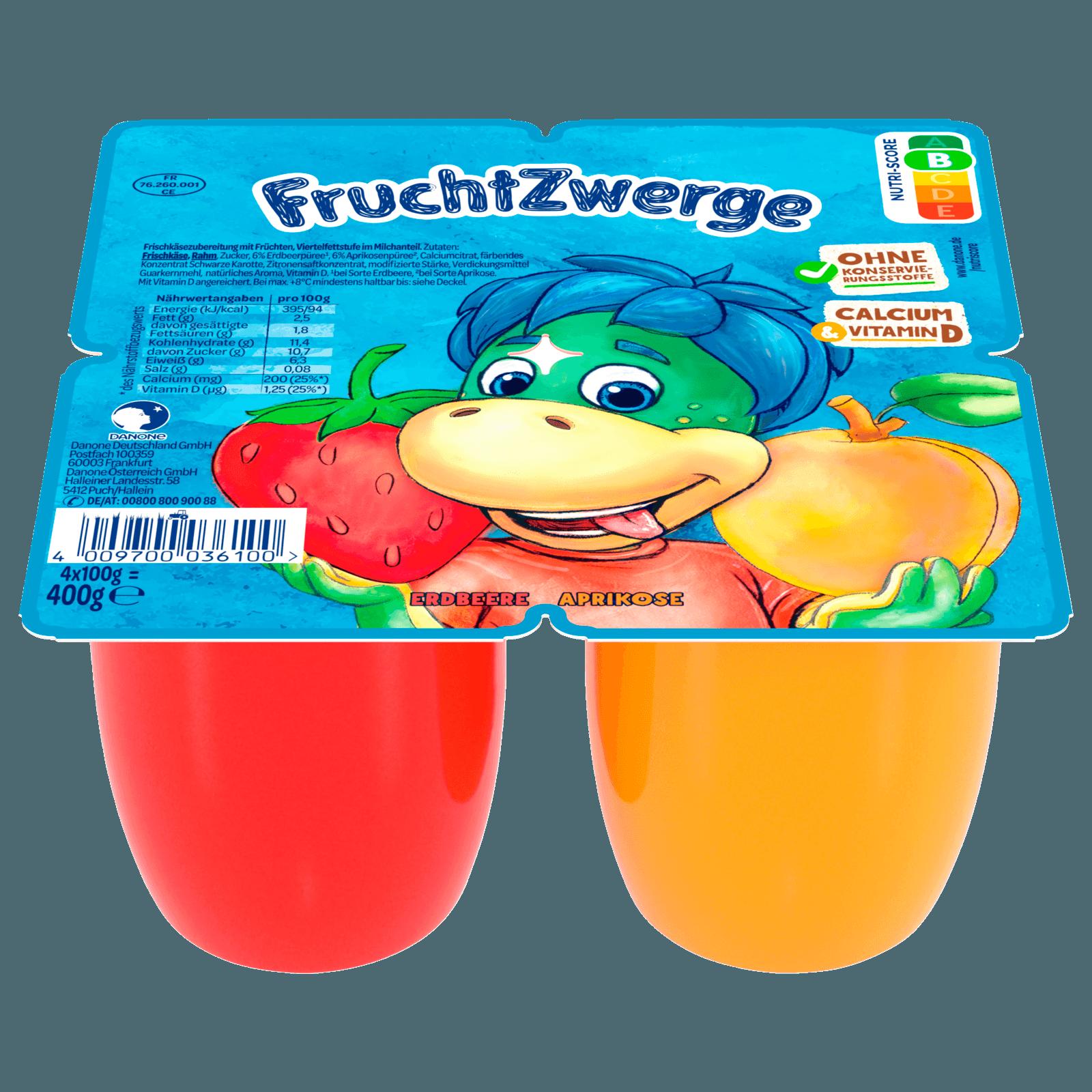 Danone Fruchtzwerge Maxi 400g