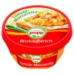 Popp Brotaufstrich Tomate-Mozzarella 150g