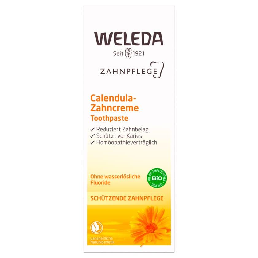 Weleda Calendula-Zahncreme 75ml
