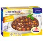 LeRo Food Linseneintopf nach Hausmacherart süß-sauer 450g