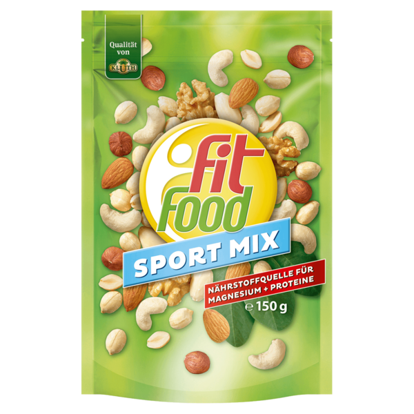 Kluth Fit Food Snacking Sport Mix 150g