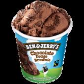Ben & Jerry's Chocolate Fudge Brownie Eis 500ml