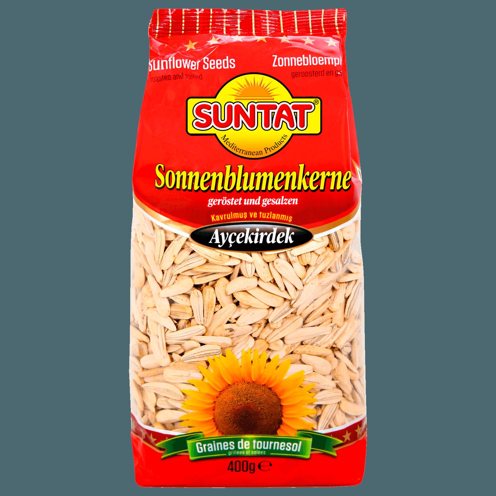 Suntat Sonnenblumenkerne gesalzen 400g