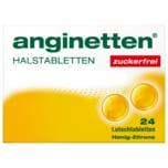 Anginetten Halstabletten Honig-Zitrone 24 Lutschtabletten
