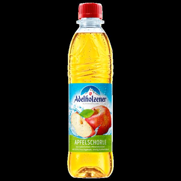 Adelholzener Apfelschorle 0,5l