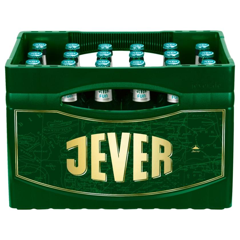 Jever Fun alkoholfrei 24x0,33l