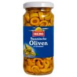 Ibero Grüne Oliven in Scheiben 105g