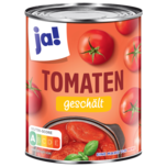 ja! Tomaten geschält 480g