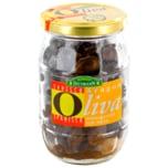 Feinkost Dittmann Oliva Marcida-Oliven schwarz mit Stein naturgereift & eingelegt 200g