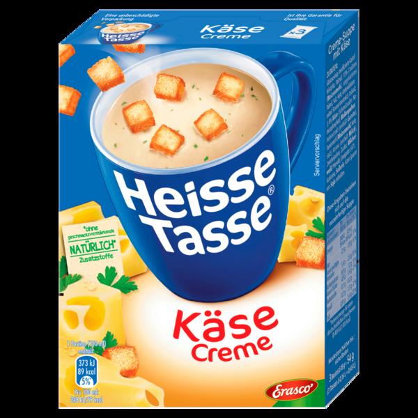 Erasco Heisse Tasse Käsecreme 3x150ml
