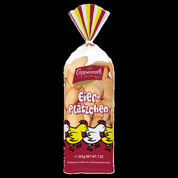 Eier-Plätzchen