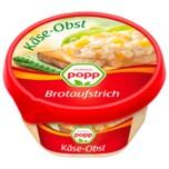 Feinkost Popp Brotaufstrich Käse-Obst 150g