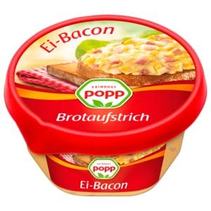 Popp Brotaufstrich Ei-Bacon-Salat 150g
