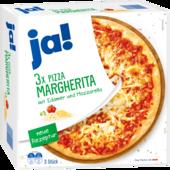 ja! Pizza Margherita 3x300g