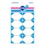 Kerl Tiefgefrier-Etikett blau 10 Stück