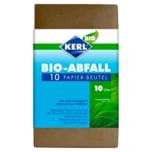 Kerl Bio-Abfallbeutel Papier 10l 10 Stück