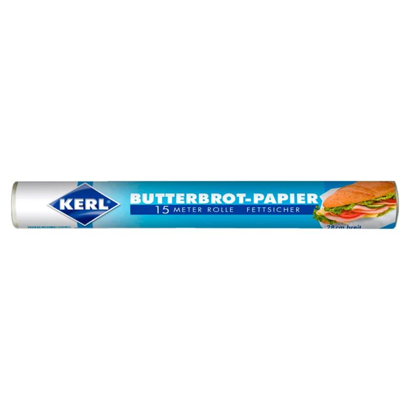 Kerl Butterbrot-Papier 28cm, 15m