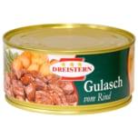 Dreistern Feines Gulasch vom Rind 300g