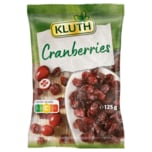 Kluth Cranberries 125g