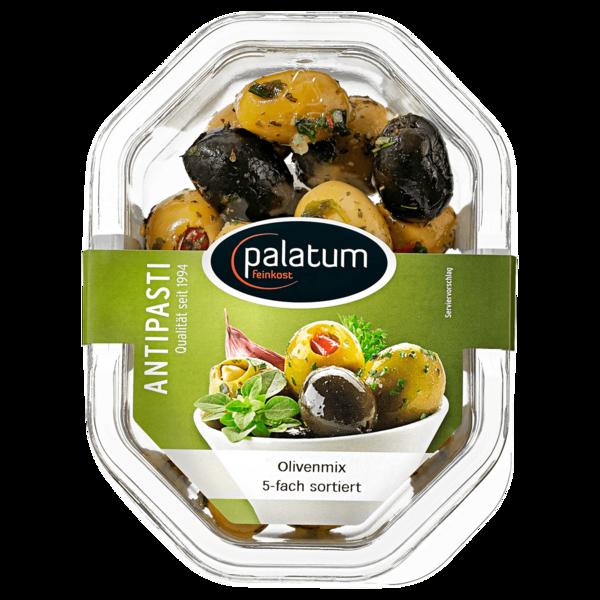Palatum Olivenmix mit Öl 160g