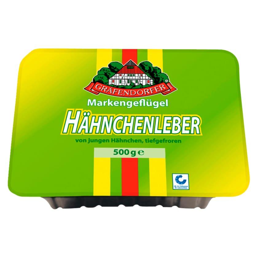 Gräfendorfer Hähnchenleber 500g