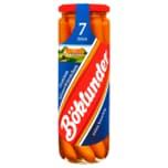 Böklunder Premium Wiener Würstchen im Saitling 330g, 7 Stück