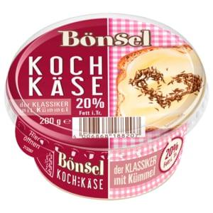 Bönsel Kochkäse 20% mit Kümmel 200g