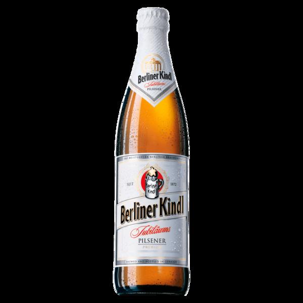 Berliner Kindl Jubiläums Pilsener 0,33l